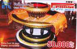 TK15710 LAOS - Prepaid ETL