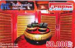 TK15711 LAOS - Prepaid ETL