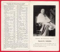 -- GUSTAVIO ADULPHO MONSEIGNEUR DE PELACOT EVEQUE DE TROYES (Aube) ARCHEVEQUE ELU DE CHAMBERY (Savoie) - Images Religieuses
