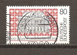 Alemania - Germany Nº Yvert Nº 1089 (usado) (o) - [7] Federal Republic