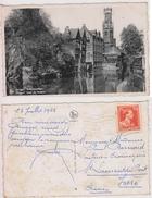 CP BELGIQUE BRUGES Quai Du Rosaire 1953 - Belgique