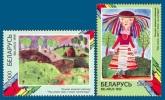 Belarus 1999 Mih. 338/39 Children´s Drawings MNH ** - Belarus