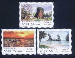 Vietnam Viet Nam MNH Perf Stamps 1999 : Landscapes (Ms803) - Vietnam