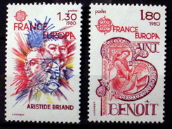 FRANCE 1699-1700.  Europa.  MNH (**) - Unused Stamps