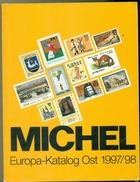MICHEL EUROPE DE L'EST  1998 -  1820 Pages  Ttb état - Catalogues De Cotation