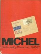 MICHEL ALLEMAGNE 1987 -  475 Pages  Ttb état - Catalogues De Cotation