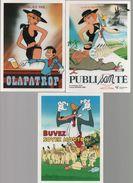 TYPE TEX AVERY PAR ECPA..PUBLI SANTE... - Comics