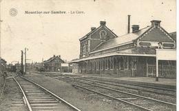 Moustier Sur Sambre  Gare - Jemeppe-sur-Sambre