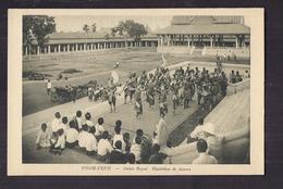 CPA CAMBODGE - PNOM-PENH - Palais Royal - Répétition De Danses - TB ANIMATION - Cambodia