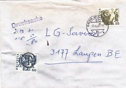 Brief, Austaxiert (br0696) - Taxe