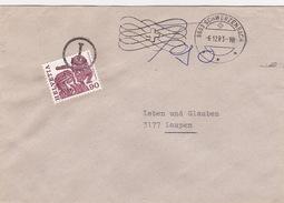 Brief Von Schwerzenbach Austaxiert (br0704) - Taxe