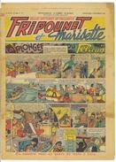 JOURNAL FRIPOUNET ET MARISETTE N°49 14eme ANNEE 5 DECEMBRE 1954 LA PLONGEE DU PELICAN - Livres, BD, Revues