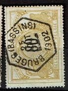 TR 24  (fil.)  Obl  Bruges (Bassin) - 1895-1913