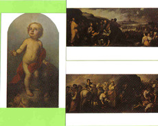 7 CART. SEVILLA HOSPITAL SANTA CARIDAD - Cartoline