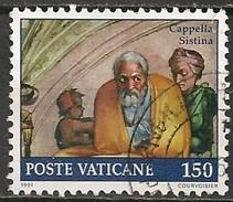 Timbres - Europe - Vatican - 1991 - 150 L. - N° L.  1025 - - Vatican