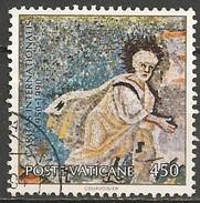Timbres - Europe - Vatican - 1990 - 450 L. - N° Y.  878 - - Vaticano (Ciudad Del)