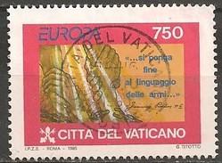 Timbres - Europe - Vatican - 1995 - 750 L. - N° M.  1141 - - Vatican
