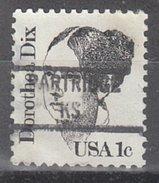 USA Precancel Vorausentwertung Preos Locals Kansas, Partridge 841