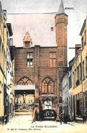 [DC10043] CPA - BELGIO - ANVERSA - ANVERS LA VIEILLE BOUCHERIE - Viaggiata - Old Postcard - Belgio