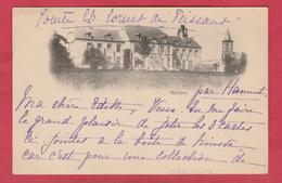 Blehen ... Le Château ... Carte Photo  ( Voir Verso ) - Hannut