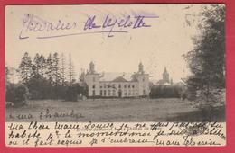 Blehen ... Le Château - 1910  ( Voir Verso ) - Hannut