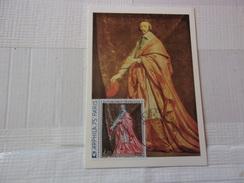 FRANCE (1974) RICHELIEU Par Philippe De Champagne - Maximum Cards