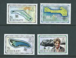 Kiribati 1999 Independence Millennium Part II Set 4 MNH - Kiribati (1979-...)