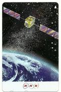 Giappone - Tessera Telefonica Da 50 Units T281 - NHK - Espacio