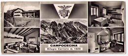 CAMPOCECINA - RIFUGIO CARRARA M. 1320  (MASSA CARRARA) - Massa