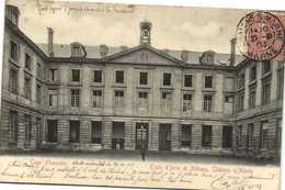 Cour D'honneur Ecole D'Arts Et Métiers Chalons S/ Marne Recto Verso