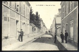 LA FLECHE 72 - Rue De La Paix - La Fleche