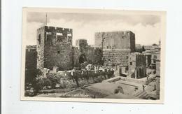 JERUSALEM 504 TOWER OF DAVID AND HIPPICUS - Israele
