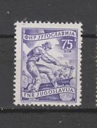 Yvert 598 ** Neufs Sans Charnière MNH - 1945-1992 Repubblica Socialista Federale Di Jugoslavia