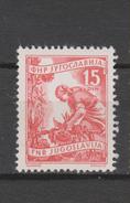 Yvert 606 ** Neufs Sans Charnière MNH - 1945-1992 República Federal Socialista De Yugoslavia