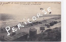 17  Ile De Ré  La Plage Au Bois - Ile De Ré