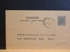 68/755A   CP  CANADA  1937 - 1903-1954 Rois