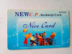 Taiwan NT$200 Nice Card