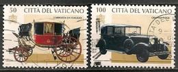 Timbres - Europe - Vatican - 1997 - Lot De 2 Timbres - N° M. 1197 Et 1198 - (1) - - Vatican