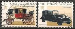 Timbres - Europe - Vatican - 1997 - Lot De 2 Timbres - N° M. 1197 Et 1198 - (2) - - Vatican