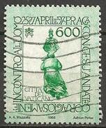 Timbres - Europe - Vatican - 1998 - 600 L. - N° M. 1264 - - Vatican