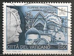 Timbres - Europe - Vatican - 1996 - 250 L. - N° M. 1190 - - Vatican