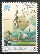 Timbres - Europe - Vatican - 1997 - Slovenia - 1000 L. - N° M. 1229 - - Vatican