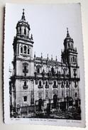 CPSM Espagne JAEN Fachada De La Catedral - Jaén