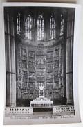 CPSM Espagne Oviedo Catedral Altar Mayor - Asturias (Oviedo)