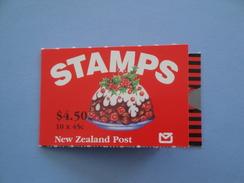 1993 Nouvelle Zélande - Yvert  C 1241  ** Noël Christmas Scott 1167 C  Michel C 1298   SG SB 67 - Carnets