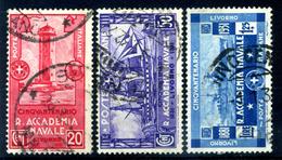1931 REGNO SERIE COMPLETA USATA - 1900-44 Vittorio Emanuele III