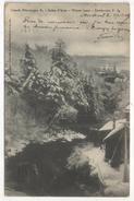 Canada Pittoresque 85 - Scène D'hiver - Winter Scene - Sherbrooke, P. Q. - 1907 - Sherbrooke