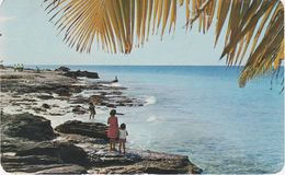 AK Cozumel Island Playa De San Juan Bei San Miguel Yucatan Playa Del Carmen Quintana Roo Mexiko Mexico Tarjeta Postal - México
