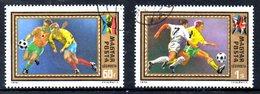 HONGRIE. PA 346 & 348 De 1972 Oblitérés. Championnats D'Europe.
