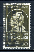 1937 REGNO N.429 USATO - 1900-44 Vittorio Emanuele III